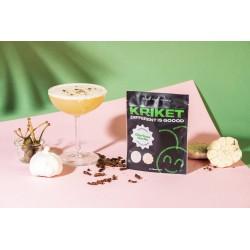 """KRIKET Crunchy krekels """"Glorious Garlic"""" 25x15g"""