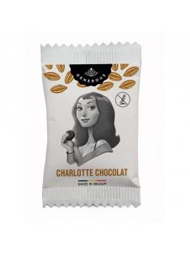 Flowpack koekjes Charlotte Chocolat (± 104 koekjes)