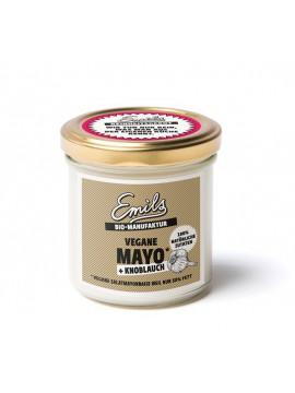 Vegan mayo met knoflook (6 x 125g)