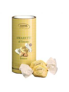 Cilinder Amaretti koekjes met citroen 12x100gr