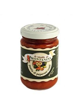 Pesto di peperoni rossi 12x140gr