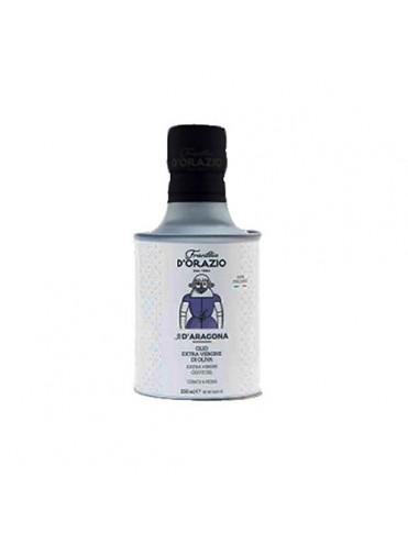 Olijfolie extra vergine uit Puglia (tin bottle) 12x250ml