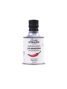 Olijfolie extra vergine al Peperoncino 12x250ml