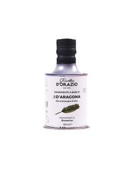 Olijfolie extra vergine al Rosmarino 12x250ml