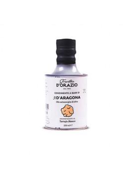 Olijfolie extra vergine al Tartufo Bianco 12x250ml