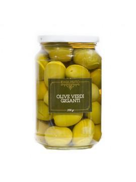 Olive verdi giganti 12x350gr