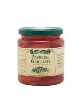 Gegrilde paprika 6x280gr