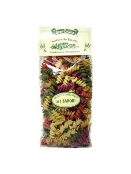 Pasta Spirelli met 5 smaken (Eliche) 12x500gr