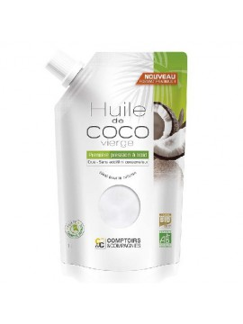 BIO FairTrade Kokosolie 12x1 liter