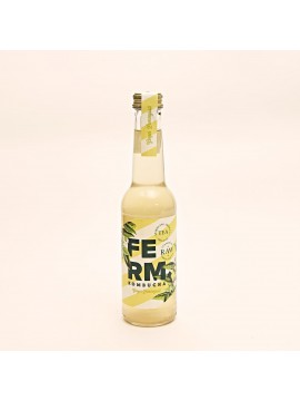 "Ferm Kombucha ""Ginger Lemongrass"" 12x275ml"