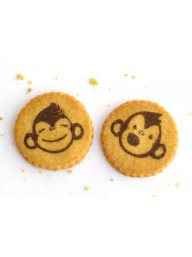 Funky Monkey cookies 10x100gr