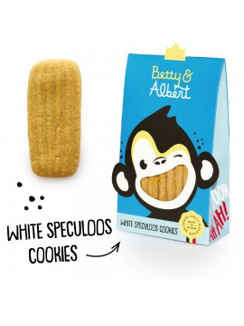 White speculoos cookies 10x100gr