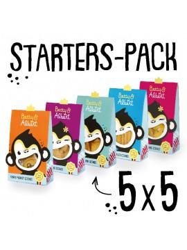 Starters-pack (5 x 5 soorten)