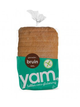 Bruin brood (8 x 600g)