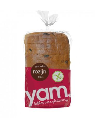 Rozijnen brood (8 x 600g)