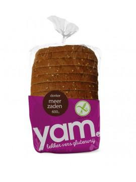 Donker meerzaden brood (8 x 600g)