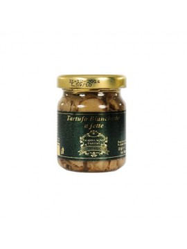 PROMO Witte bianchetto truffel in schijfjes 6x30gr