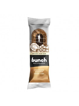 Bio Raw Bar: Kokos & Cacao 16 x 40 gr