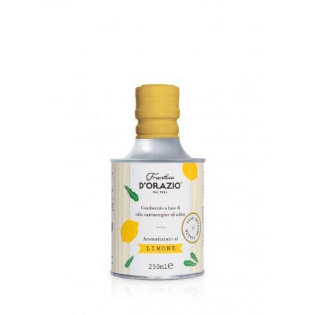 Olijfolie extra vergine al Limone 12x250ml