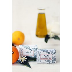 Botanical olive soap orange bergamot - per stuk