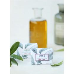 Botanical olive soap laurel & rosemary - per stuk