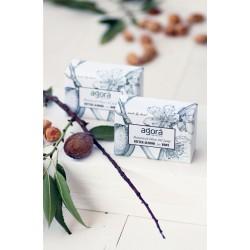 Botanical olive soap bitter almond - per stuk