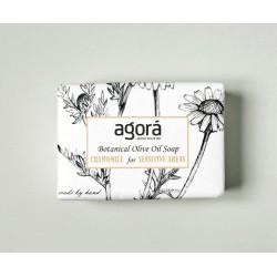 Botanical olive soap chamomile & calendula - per stuk