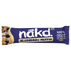 Nakd Bar - Blueberry Muffin (18 X 35g)