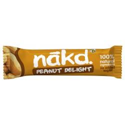 Nakd Bar - Peanut Delight (18 x 35g)