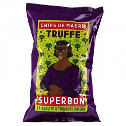 SuperBon Chips de Madrid Truffel (14x135gr)